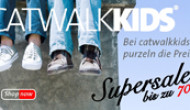 Kindermode günstig – der SuperSale bei www.catwalkkids.de