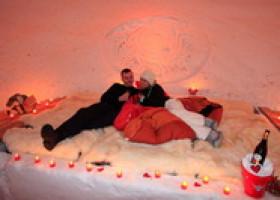 Winterabenteuer und Romantik im Iglu-Village: faszinatour eröffnet exklusive Event-Location in Kühtai, Tirol