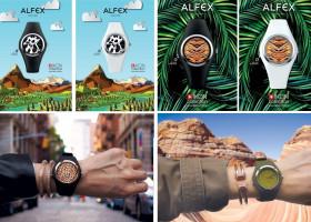 Animal Instinct Kollektion: Alfex reist in die Wildnis