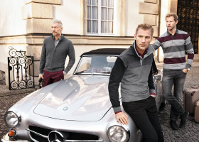 hajo Polo & Sportswear Herrenmode Herbst-Winter 2016-2017