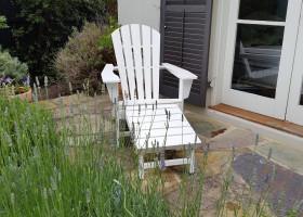 Nordischer Wohnstil ist auch bei Gartenmöbeln Trend
