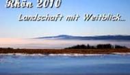 Neuer Kalender – Rhön 2010 von fastplanetmedia