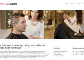 Erfolgsrezept: Im Trend bleiben – Für das Friseurgeschäft Barbara Johnson kein Problem!