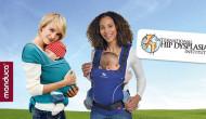 Ausgezeichnet & gesund für die Hüfte: manduca® und manduca Sling®  erhalten IHDI Siegel
