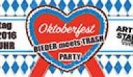 Oktoberfest – Bieder meets Trash Party