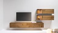 Anrei präsentiert modernes Wohndesign aus massivem Holz auf der Herbstmesse Innsbruck