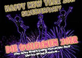 Die Goldenen Zwanziger – Silvesterparty 2016