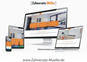 Online: Qualitäts-Zahnersatz, praxis- und patientennah in Szene gesetzt