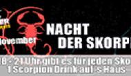 Nacht der Skorpione im ART Stalker
