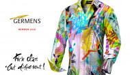 Künstler gestalten die neue ungewöhnliche GERMENS-Hemdenkollektion