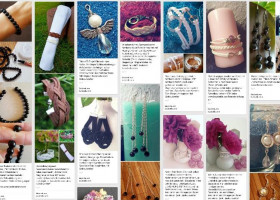Bacabella Perlen und Schmuckzubehör jetzt auch bei Pinterest