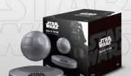 Das ist kein Mond! Offizieller Star Wars® Todesstern Schwebender Bluetooth Lautsprecher jetzt in Deutschland