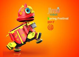 Zuwachs zur Jimu Robot Familie: UBTECH Robotics präsentiert LionBot auf CES