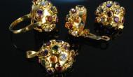 Sputnik in Gold und Edelsteinen bei Die Halsbandaffaire – wenn Schmuckstücke Geschichte schreiben
