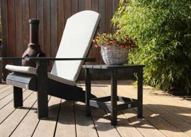 NEU: Witterungsbeständige Gartenstühle aus Polywood