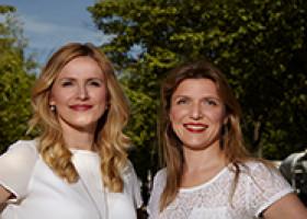 Amoonìc – Aufsteigerinnen des Jahres – Erstmalig gehören zwei Frauen zu den Finalisten des Deutschen Gründerpreises