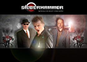 Karnevalsparty mit Live Rock met SILBERHAMMER