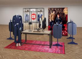 """Premium-Linie """"SAVILE ROW BY CG – CLUB OF GENTS"""" macht edlen Britpop-Style für Männer live erlebbar"""