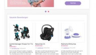 Erste unabhängige Bewertungsplattform von Eltern für Eltern: ConsoBaby geht in Deutschland an den Start
