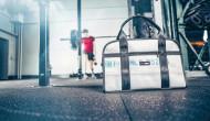 Sporttasche Harris ist da – Feuerwear liefert jetzt den perfekten Begleiter aus gebrauchtem Feuerwehrschlauch für alle Trainings-Einsätze