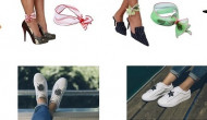 BAUMONDI – neue Trend-Accessoires für Schuhe und Beine.
