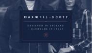 Maxwell-Scott ist für einen Drapers Award als Accessoire Marke des Jahres nominiert