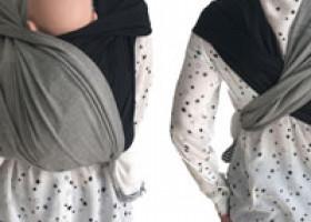 Trageschlingel – die einfachste & schnellste Möglichkeit sein Baby zu tragen