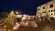 Aostatal: Adventsmarkt wie im Alten Rom