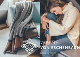 Verena von Eschenbach: erlesenes Kaschmir & einzigartige Wolle, Eleganz vom Yak und Kamel