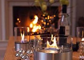 Tenderflame sicher Tischfeuer