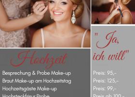 Das perfekte Brautstyling für die Hochzeit