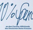 #füreinander da sein – Die Halsbandaffaire spendet 10 Prozenz der Bestellsumme an den DRK Corona-Hilfsfonds