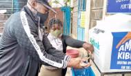 Zum internationalen Tag des afrikanischen Kindes: Mit Maskenkauf Kinder in Kenia unterstützen