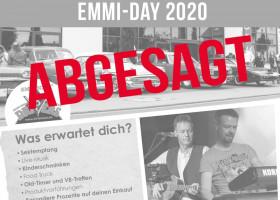 Aus Emmi-Day werden die Emmi-Days