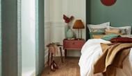 La floraison: Blumige Dekostoffe von MT Stofferie verleihen Wohnräumen exquisite Eleganz