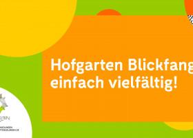 """HOFGARTEN SOLINGEN startet Aktion """"Hofgarten Blickfang"""""""