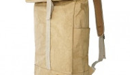 Ein Rucksack aus Papier – Urban Style 2.0 – nachhaltig, wasserfest, vegan