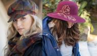 Accessoires 2021: Hüte und Mützen zeigen Farbe