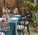 It´s all about the table: Inspirationen von MT Stofferie für ein Tischgedeck im Boho-Chic