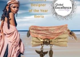 "Anísch de la Cara ist ""Jewellery Designer of the Year – Iberia"""