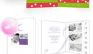 DESIGN K veröffentlicht neue Layouts für Geburtskarten und Babykarten