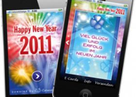 Neujahrswünsche – so kreativ, einfach und bequem wie noch nie!