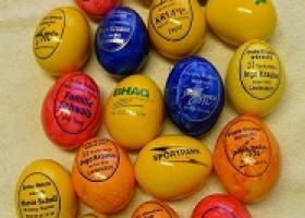 Überraschen Sie Ihre Kunden mit bedruckten Ostereiern