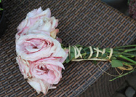 Die neusten Blumentrends für Brautstrauß und Hochzeitsdekoration 2011