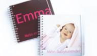 Eigenen individuellen Babykalender auf Mein-Babykalender.com gestalten