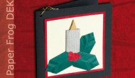 Weihnachtliche Geschenkanhänger Selbermachen