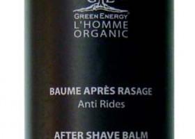 NEU VON GREEN ENERGY ORGANICS: L´ Homme Organics After Shave Balm