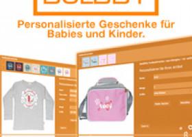 Personalisierte Geschenke für Babys und Kinder jetzt auch hierzulande zu haben